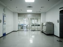 Toshiyuki IMAI - Hospital corridor